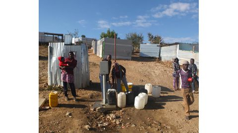 PPP could boost water security