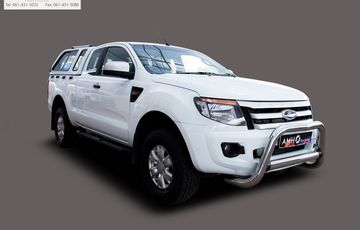 Ford Ranger 3.2L TDCI XLS 4x4 Manual Diesel