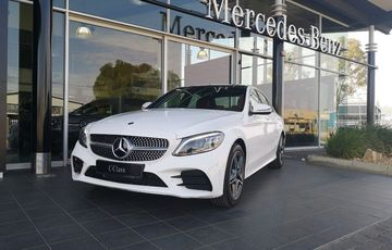 Brand New Mercedes-Benz C300 AMG LINE with Price Advantage