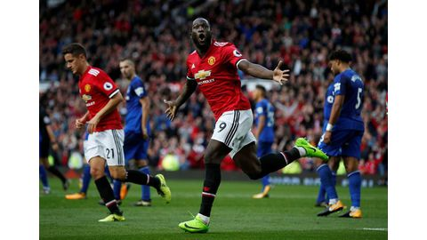 Man Utd fans urged to drop 'racist' Lukaku chant