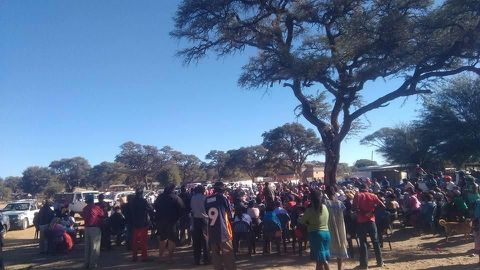 Rehoboth residents tired of corruption