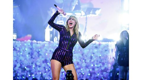 Taylor Swift is Forbes' highest-paid celeb