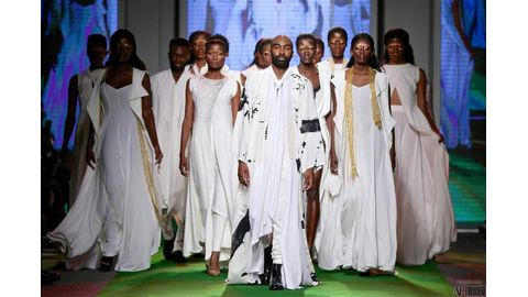More is always more for David Tlale