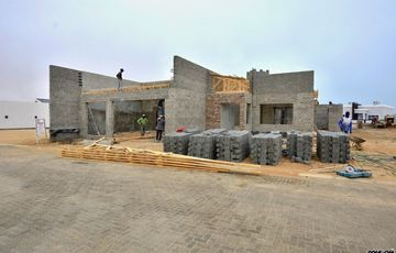 Henties Bay, Ext 11 (Sun Bay), a BEAUTIFUL brand new home is for sale