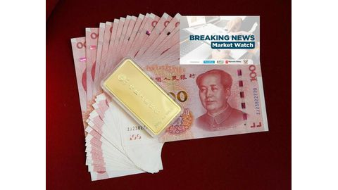 Yuan forms 1% of Namibia's foreign reserves