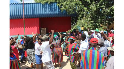 Exposed: Swapo's ghost branches