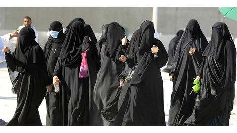 Giant leap for Saudi women