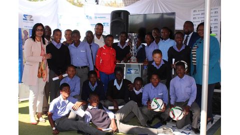 Kavango East gunning for Skorpion Zinc Cup