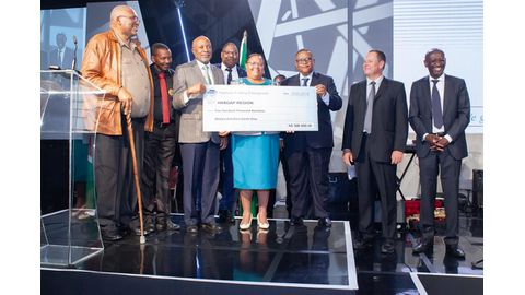 Governors receive N$7m from Namsov