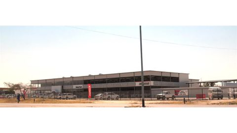 Indongo Toyota opens branch at Ongwediva