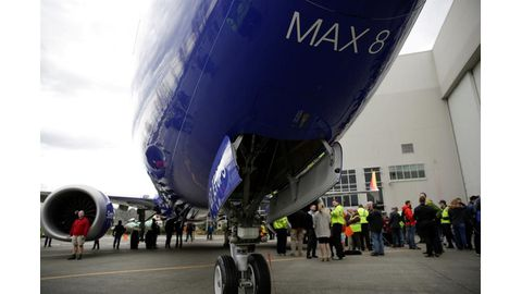 Boeing's 737 MAX back in spotlight