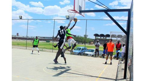 Young Beast, Janitors crowned 3x3 champions