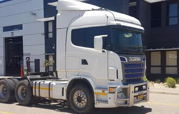 Used Scania R500 2013