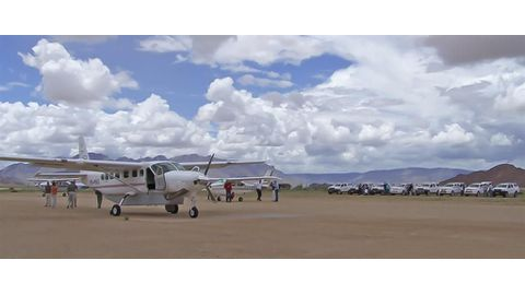 Airstrip registrations on course