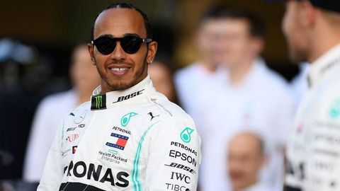 Hamilton stunned by Ferrari compliment