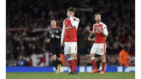 Bayern leaves Wenger with nowhere to hide