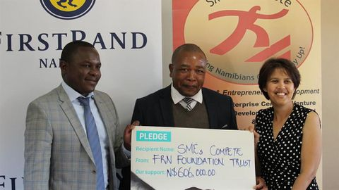 FirstRand Foundation supports mentorship and business skills training