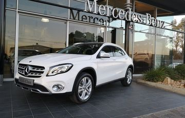 Brand New Mercedes-Benz GLA200 with Price Advantage