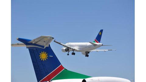 Daylight robbery at Air Namibia foiled