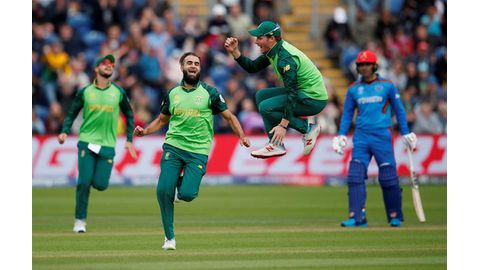 Afghanistan crushed by Proteas