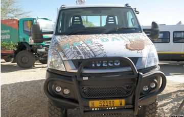 Iveco Daily Permanent 4x4 Single Cab 3.0 Diesel