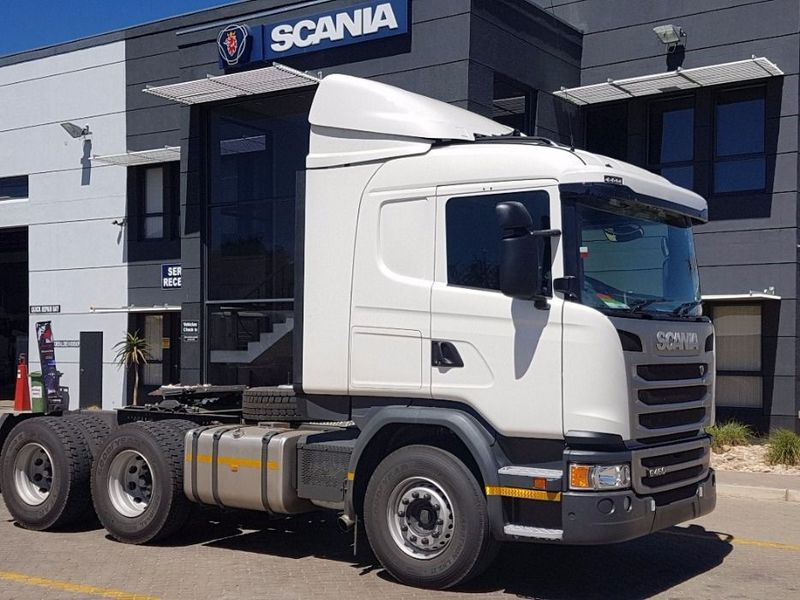 NEW Scania G460 HORSE - My Namibia