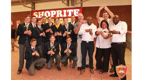 Shoprite supports the next generation at the #Festival