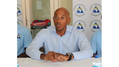 Fredericks snubs IAAF meeting