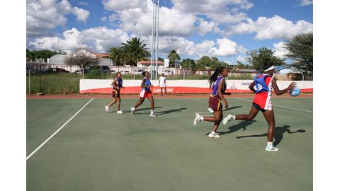 28 players for netball training camp