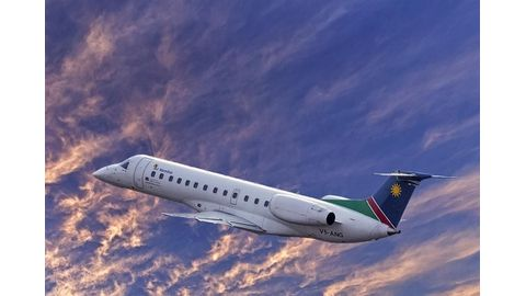 Fly freight with Air Namibia