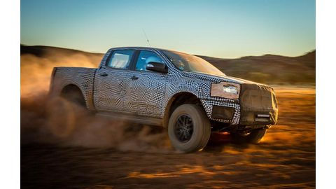 Ford's Ranger Raptor headed for Southern Africa