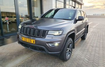 Grand Cherokee 3.0 Trailhawk 4x4