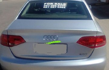 very clean Audi A4 for sale