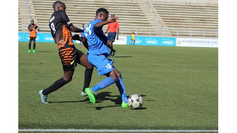 NPL double-headers out
