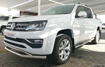 2018 VW AMAROK 3.0 V6 HIGHLINE X-TREME
