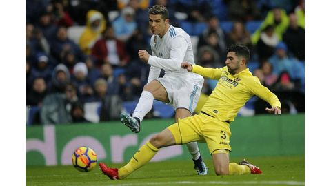 Fornals goal stuns Madrid