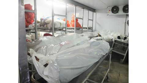 390 unclaimed dead to be cremated