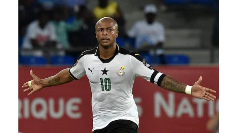 Ayew brothers shine at Afcon