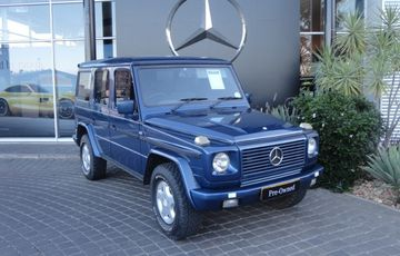 1994 Mercedes- Benz G300 AUTOMATIC 4X4