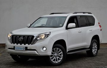 2014 TOYOTA PRADO LAND CRUISER 4.0