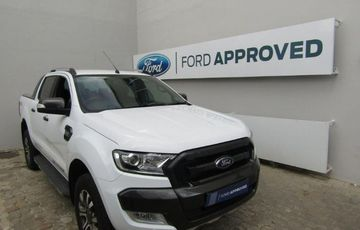 2016 Ford Ranger Wildtrak A/T 4X4