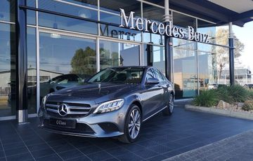 Brand New Mercedes-Benz C180