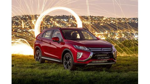 Mitsubishi SA welcomes 6th distinctive model