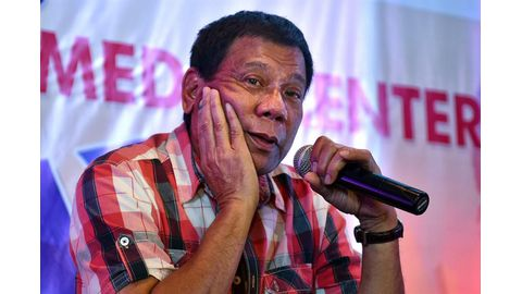 Duterte one step closer to death penalty