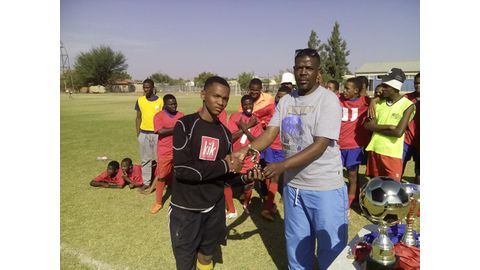 Football tourney for schools