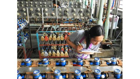 China manufacturing expansion slows in July