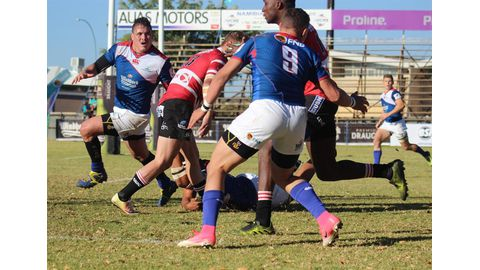 Tough test for Namibia against Tunisia
