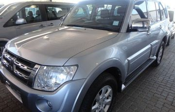 Pajero Exceed 3.2 DI-D