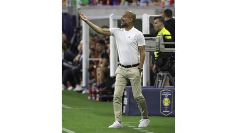 Guardiola eyes long-term future with City
