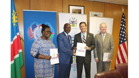 US gives millions to fight HIV/Aids